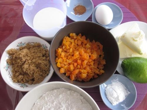 Apricot muffins_4440