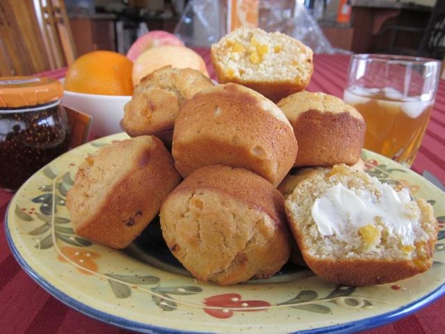 Apricot muffins_4543
