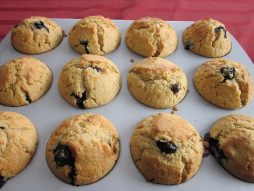 Blueberry muffins_5168