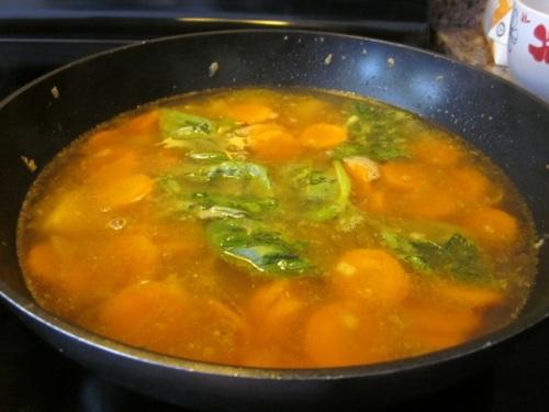 Carrot & sweetpotato soup_6006