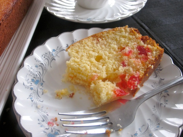 Coconut Cherry Cake_4873_2