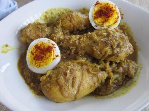 Coriander chicken_5508