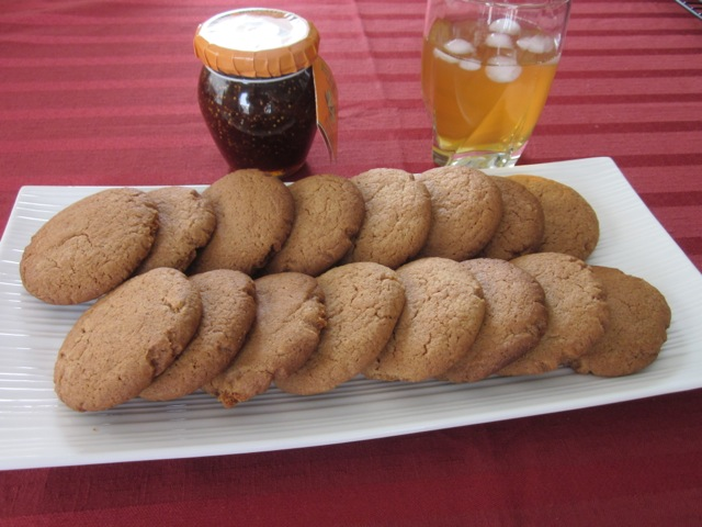 Ginger biscuits_4573