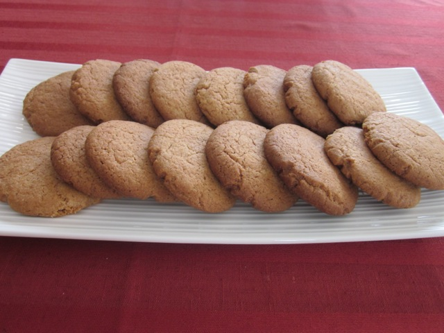 Ginger biscuits_4577