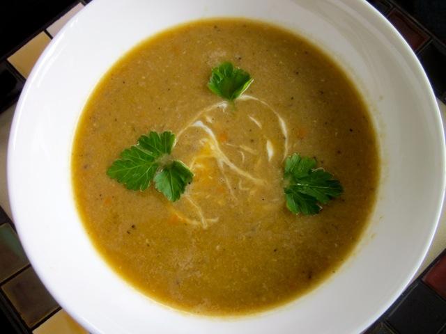 Lentil soup_5620