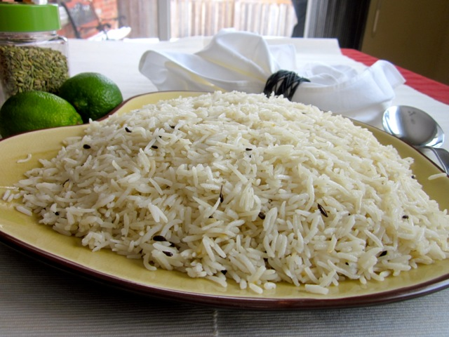 Rice & fennel_5383