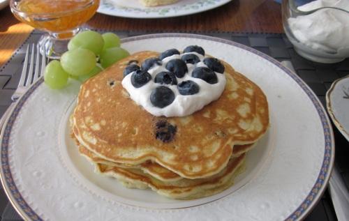 Blueberry Pancake_7466