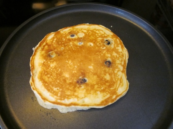 Blueberry Pancakes_7441