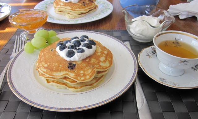 Blueberry Pancakes_7470