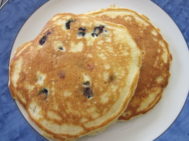 Blueberry Pancakes_7476