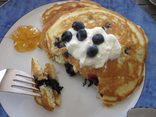 Blueberry Pancakes_7496