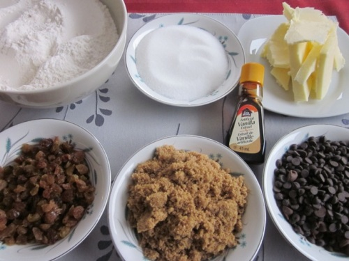Choc Chip Sultana Cookies_4681