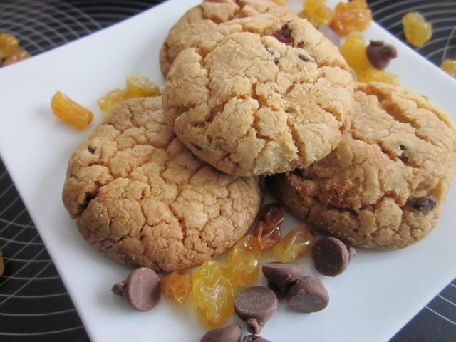 Choc Chip Sultana Cookies_5779