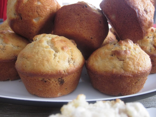 Sultana Coconut Muffins_5022