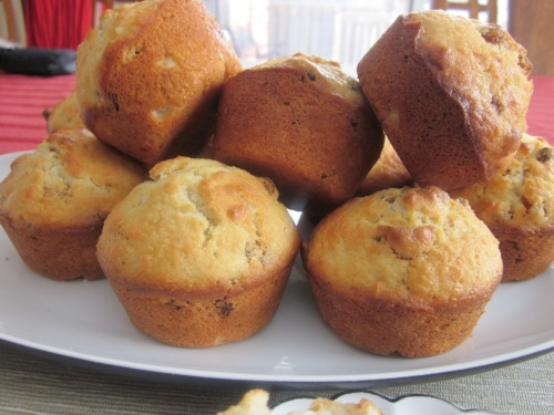 Sultana Coconut Muffins_5027
