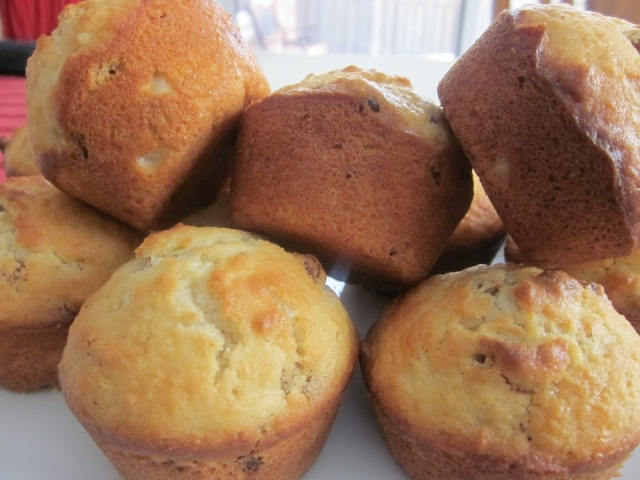 Sultana Coconut Muffins_5028