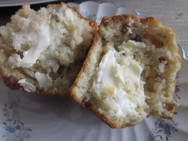 Sultana Coconut Muffins_5032