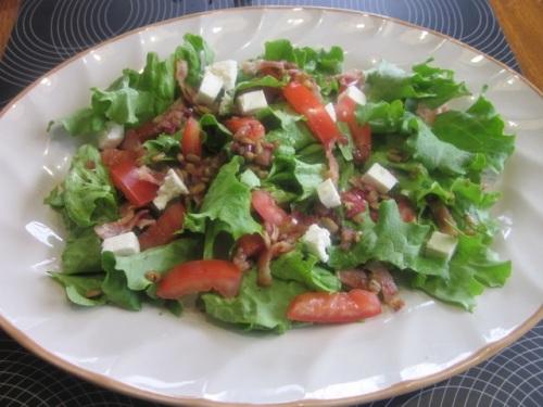 Bacon Lettuce & Tomato Salad_0389