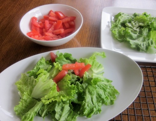 Bacon Lettuce & Tomato Salad_0696