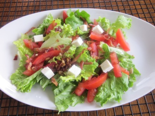 Bacon Lettuce & Tomato Salad_0708