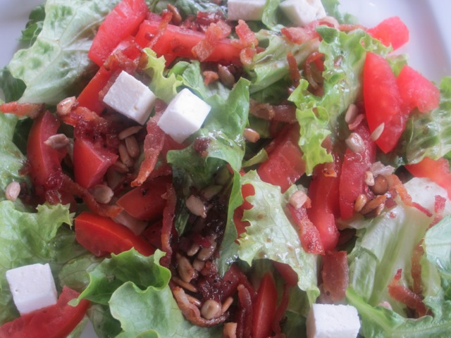 Bacon Lettuce & Tomato Salad_0765