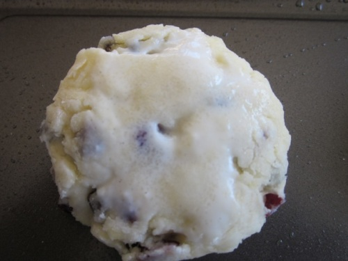 Cranberry & Chocolate Scones_8879