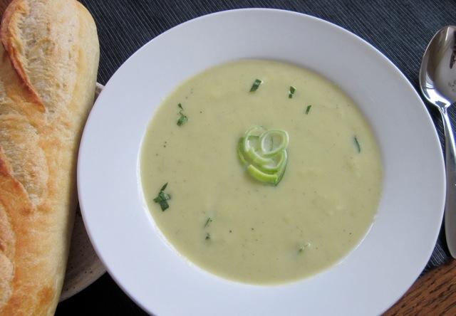 Leek and Potato Soup _7048_3