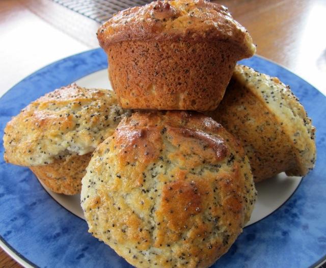 Lemon Poppy Seed Muffins_7934