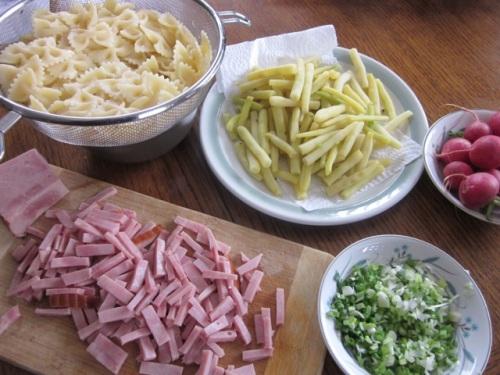 Pasta with Beans & Ham_8295