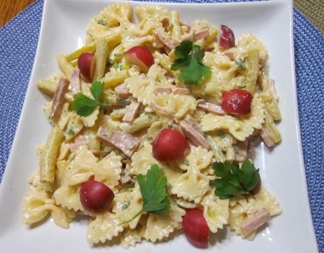 Pasta with Beans & Ham_8322_2