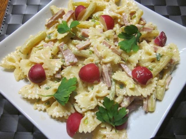 Pasta with Beans & Ham_8328