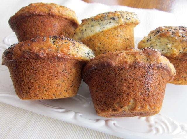 Poppy Seed Lemon Muffins_7874