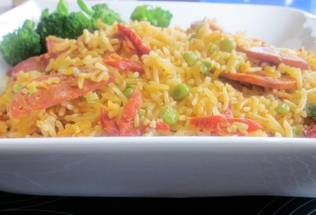 Spicy Chorizo Rice_0320