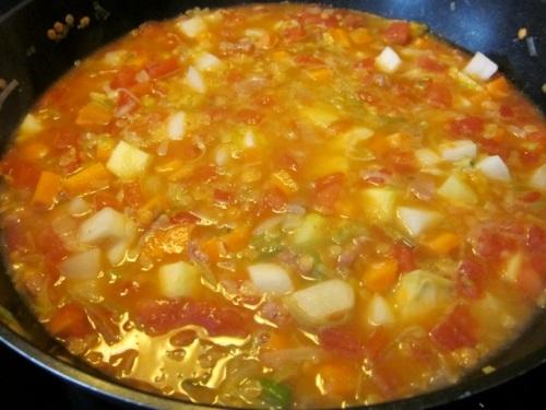 Winter Lentil Soup_7030