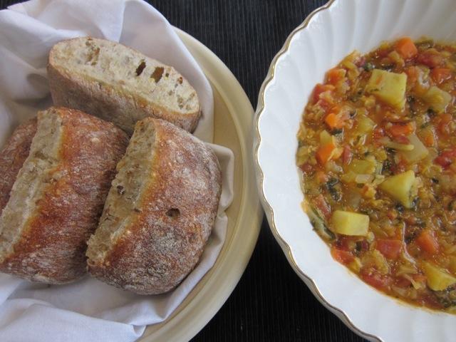 Winter Lentil Soup_7101