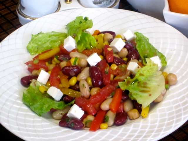 Bean and Vegetable Salad_4060