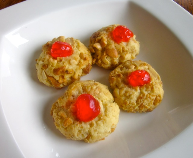 Cherry Nut Cookies_0004
