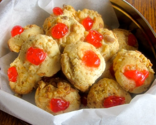 Cherry Nut Cookies_0006_2