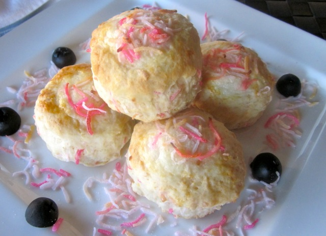 Rainbow Coconut Buttermilk Scones_9710