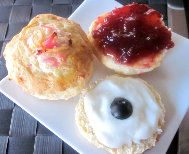 Rainbow Coconut Buttermilk Scones_9717