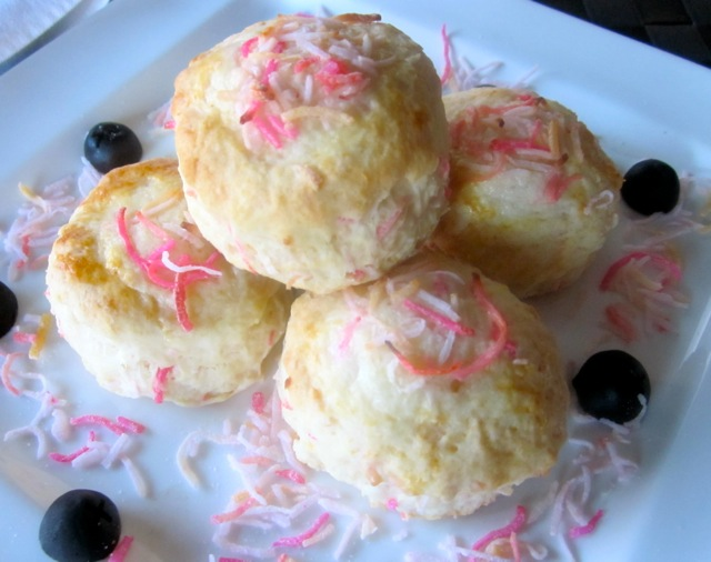 Rainbow Coconut Buttermilk Scones_9727