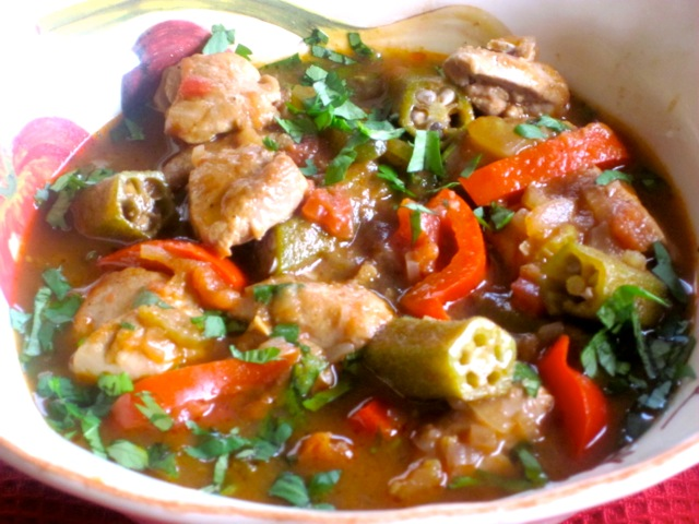Chicken Stew With Okra Recipes — Dishmaps
