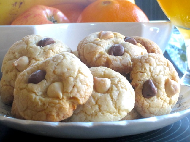Chocolate Chip Coconut Cookies_0008