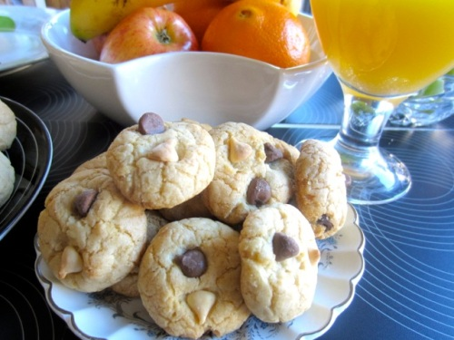 Chocolate Chip Sultana Cookies_0055