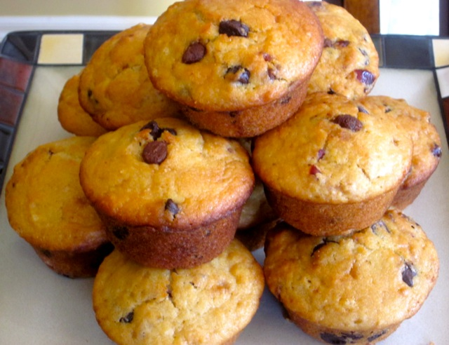 Cranberry Chocolate Chip Muffins_2214