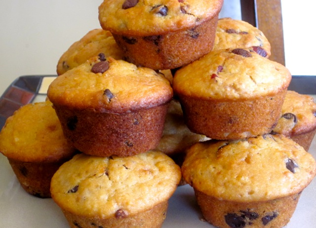 Cranberry Chocolate Chip Muffins_2216