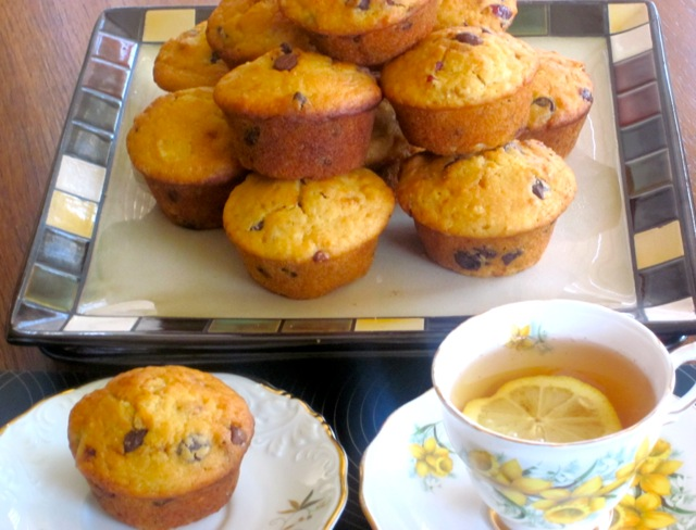 Cranberry Chocolate Chip Muffins_2251