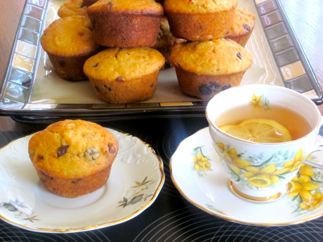 Cranberry Chocolate Chip Muffins_2257