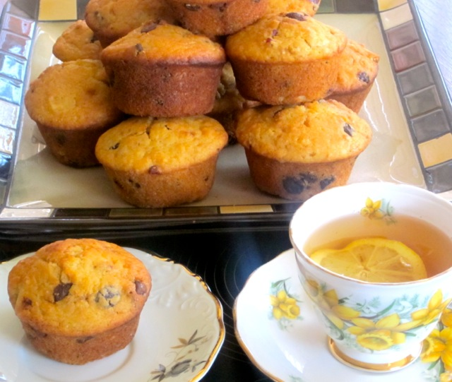 Cranberry Chocolate Chip Muffins_2258