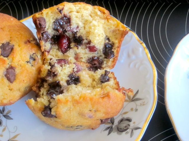 Cranberry Chocolate Chip Muffins_2271